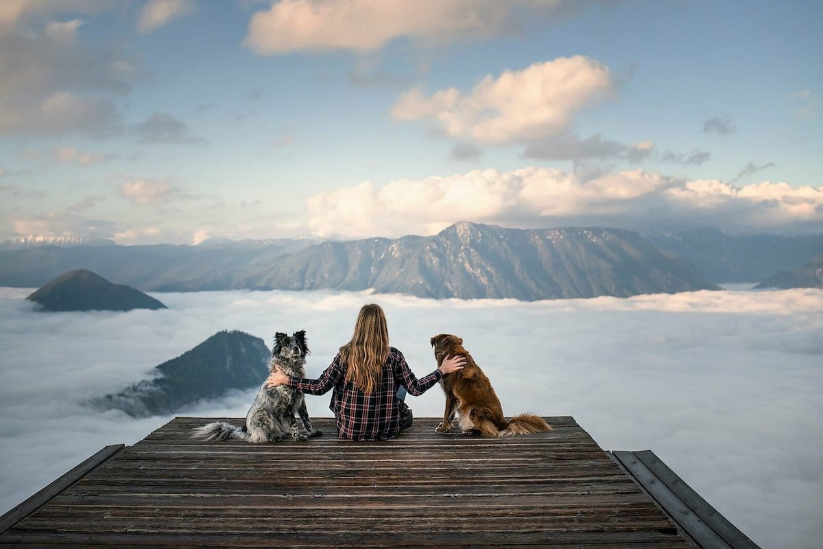 Travel Photography With Dogs by Anne Geier