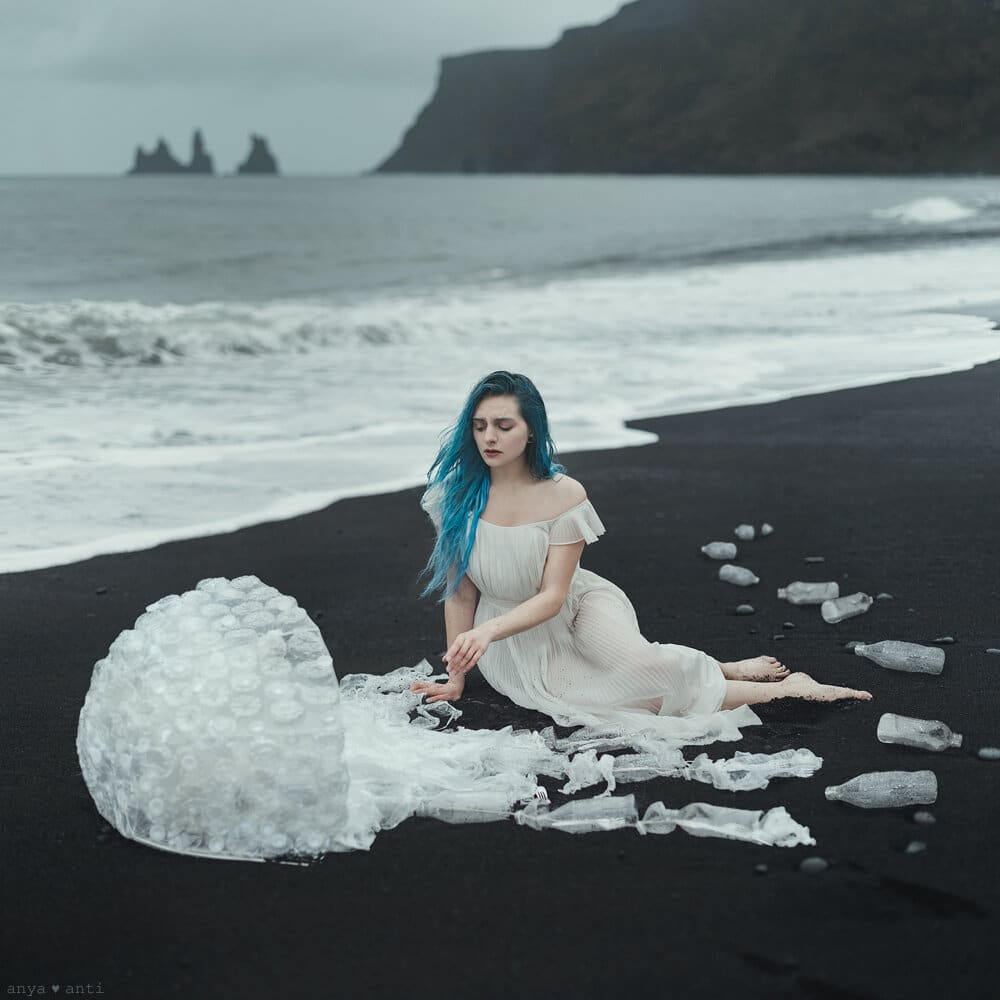 Climate Change Photography by Anya Anti