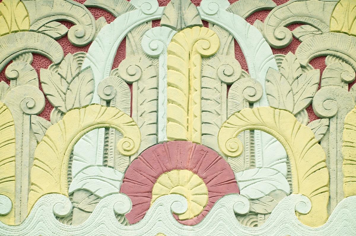 características de arquitectura art deco