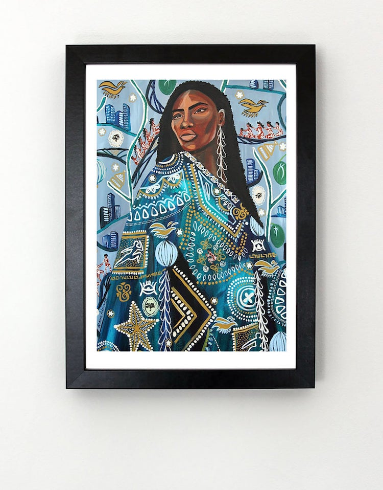 Art Prints by Black Artists On Etsy