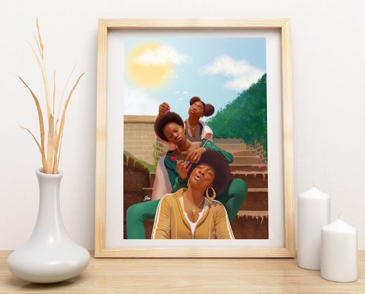 Black Artists On Etsy