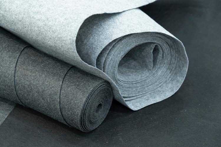 Felt Fabric on Roll