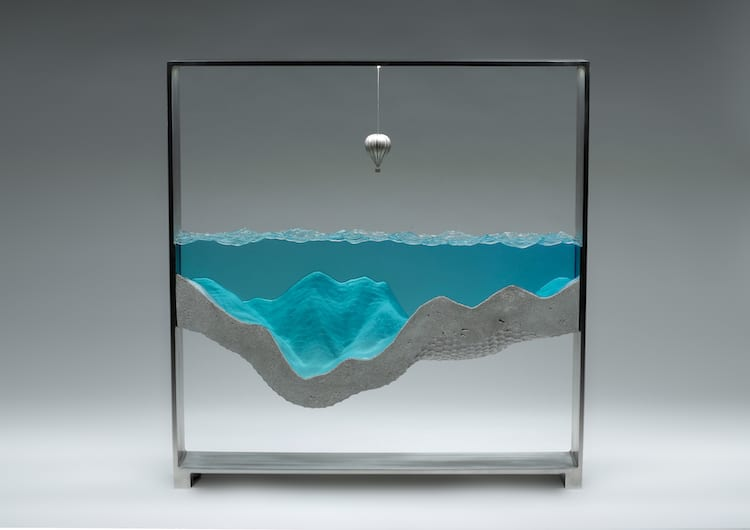 Sculptor Ben Young on His Glass and Concrete Sculptures and Creative Process [Podcast]
