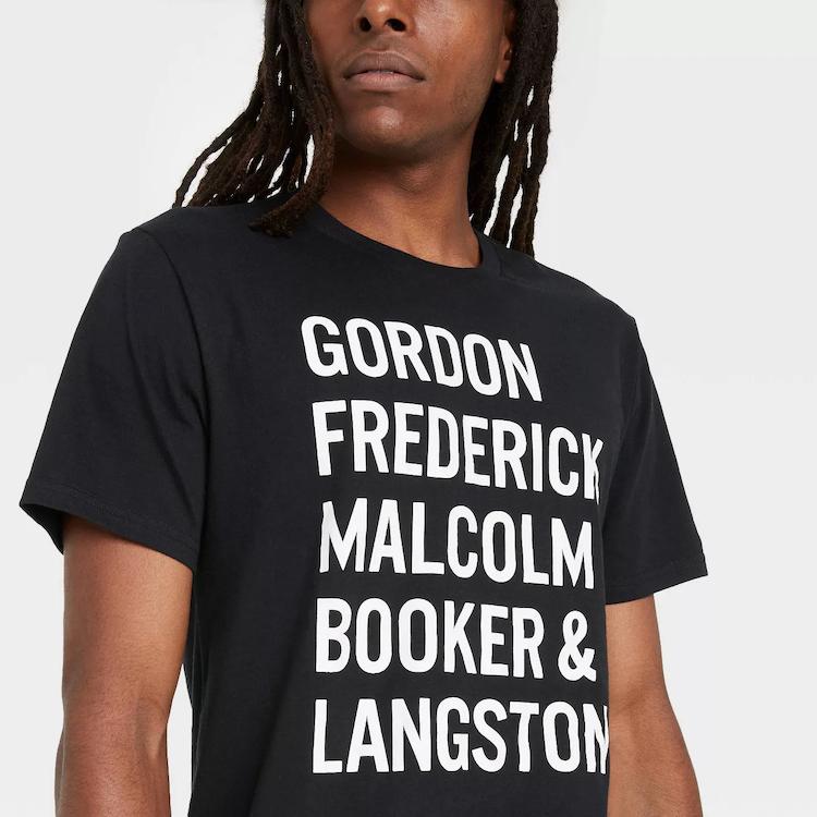 Shirts Celebrating Black History Month