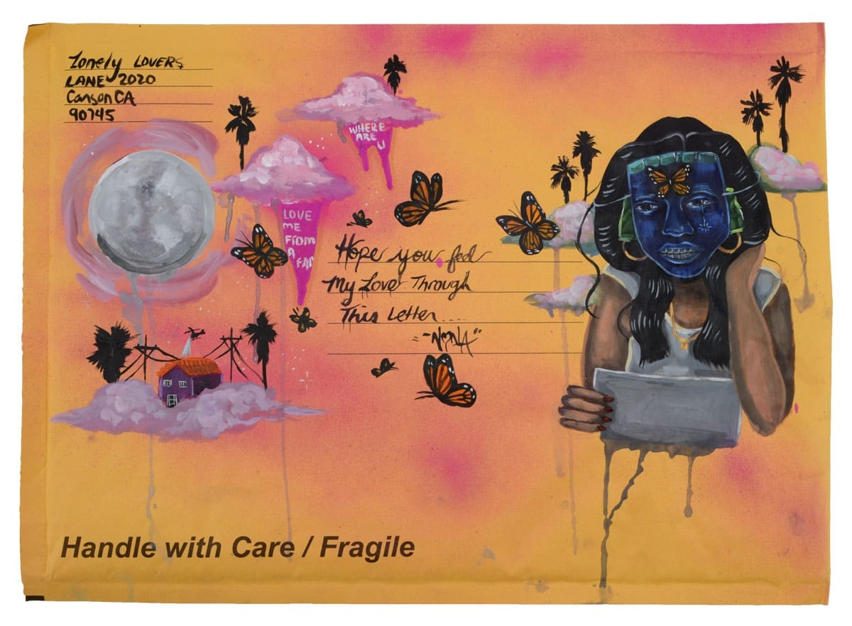 Art From Couriers of Hope