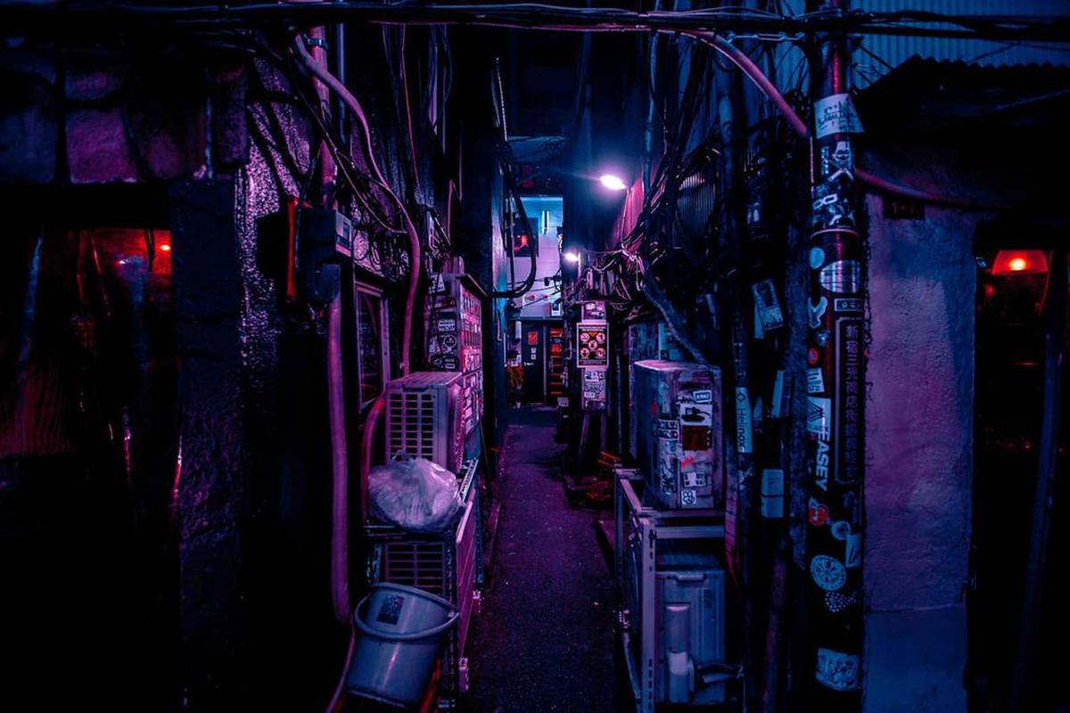 Cyberpunk Aishy OnePlus France