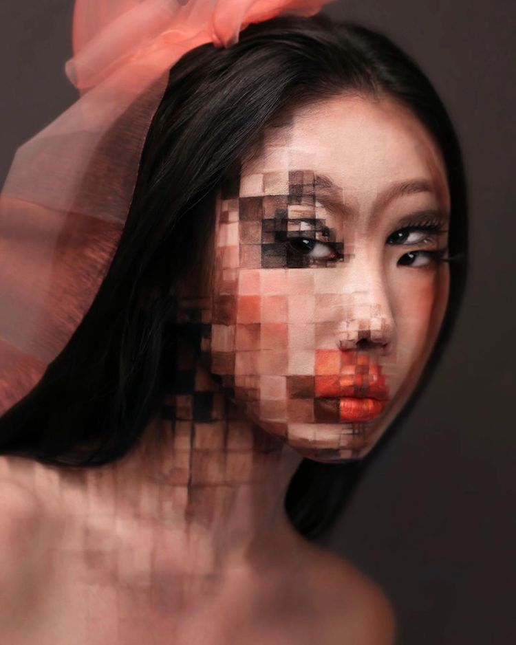 Illusion Art by Dain Yoon