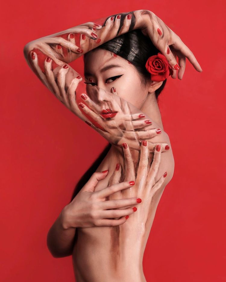 Illusion Art by Dain Yoon