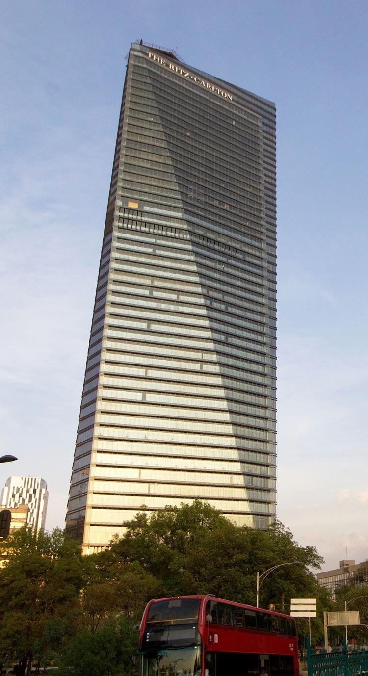 edificio chapultepec uno