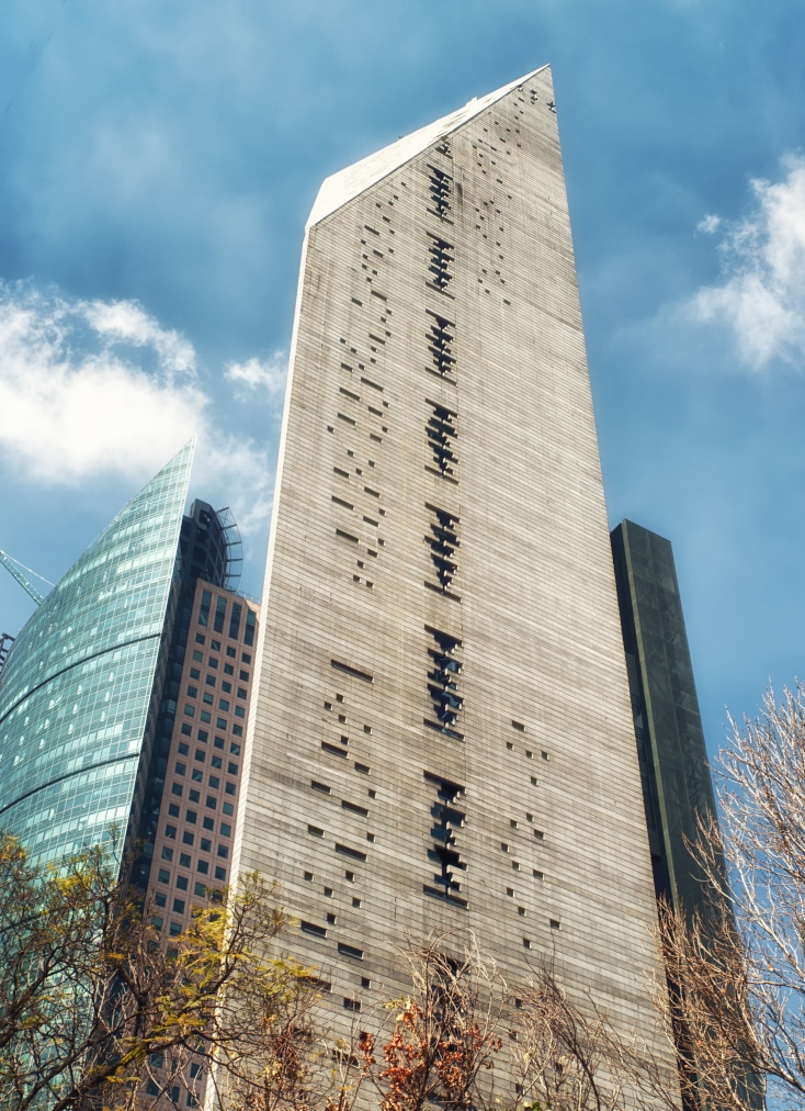 edificio mas alto cdmx