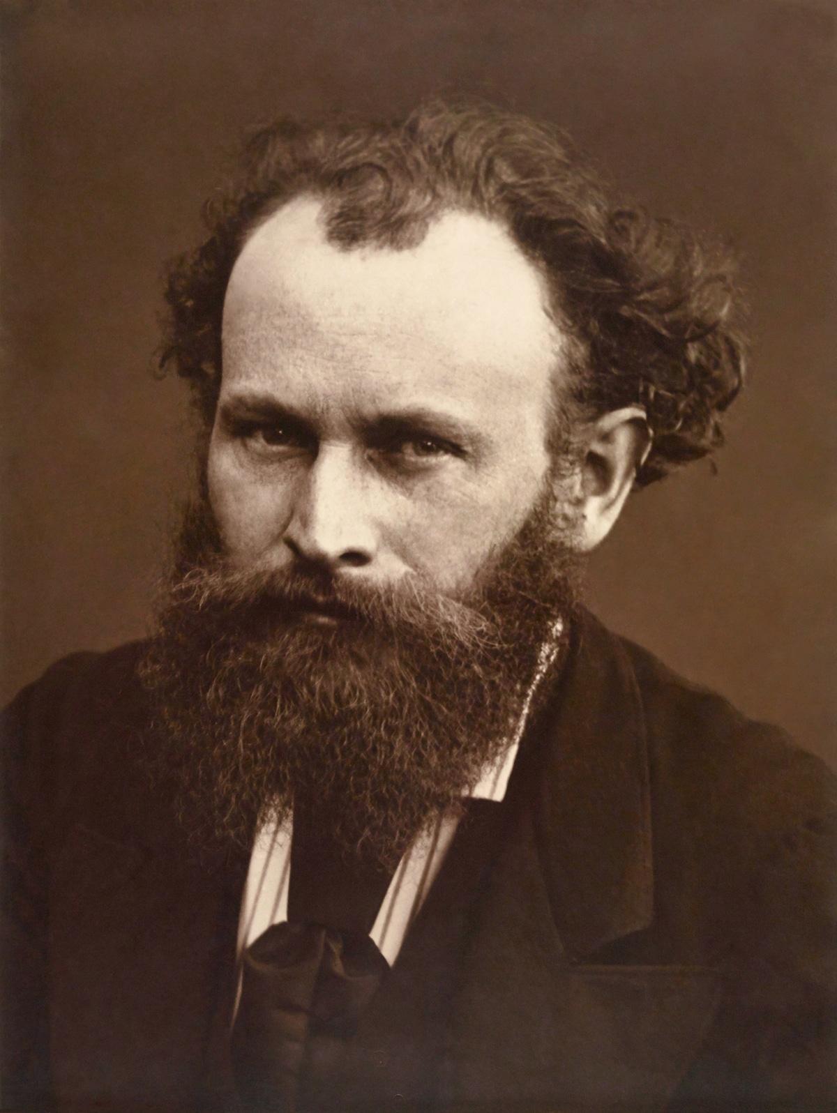 Fotografía de Edouard Manet