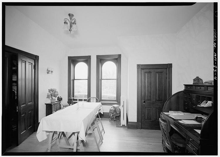F. Scott Fitzgerald Study St. Paul, Minnesota