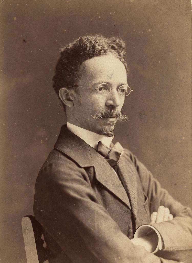 19th Century Black Artist Henry Ossawa Tanner as a Young Man