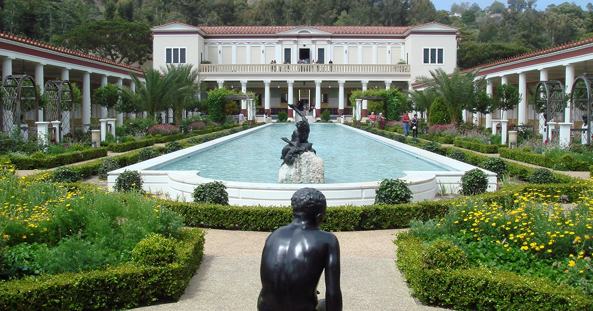 What Is the Getty Museum? Get to Know the Villa Full of Magnificent Art