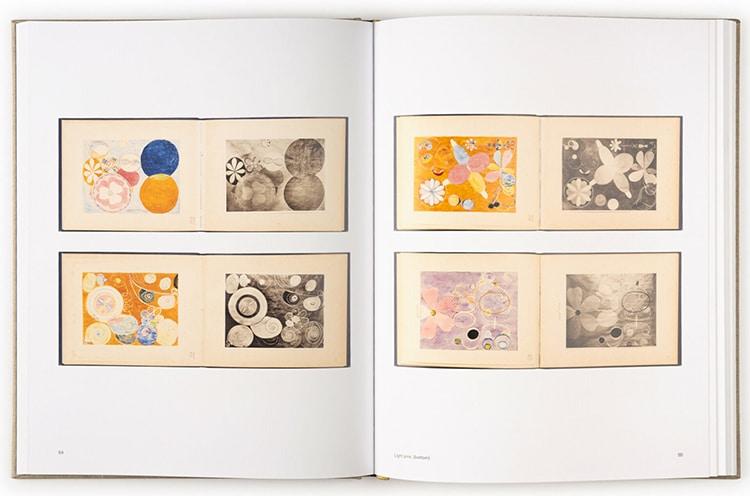 Hilma af Klint Catalogue Raisonne Bokförlaget Stolpe