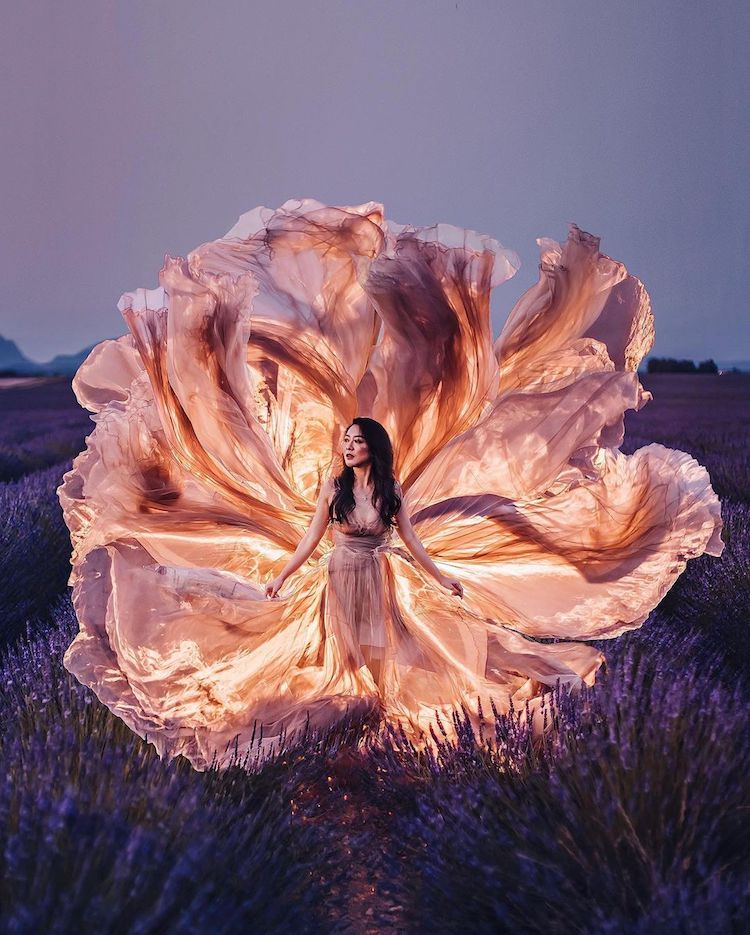 Dreamy Photographs by Kristina Makeeva