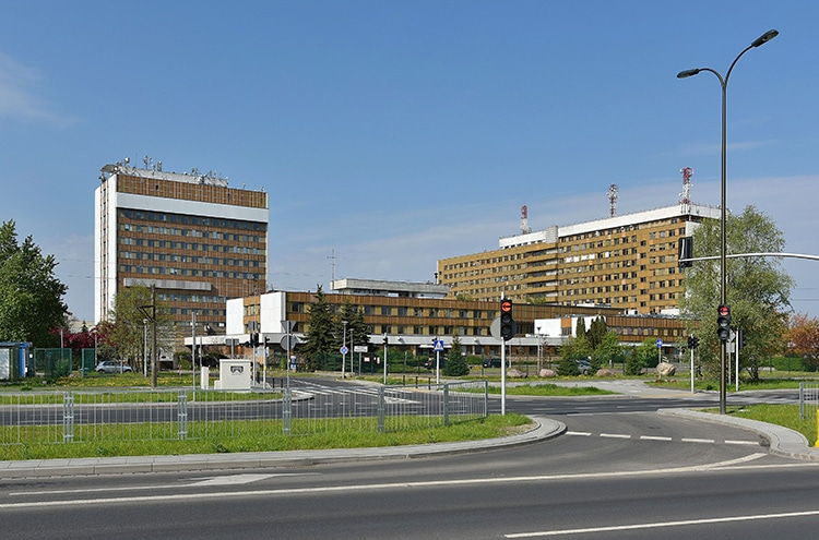 The Maria Sklodowska-Curie National Research Institute of Oncology Radioactivity