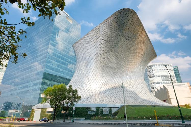 museo soumaya en polanco cdmx