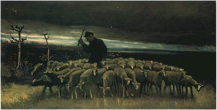 pintura de van gogh en museo soumaya
