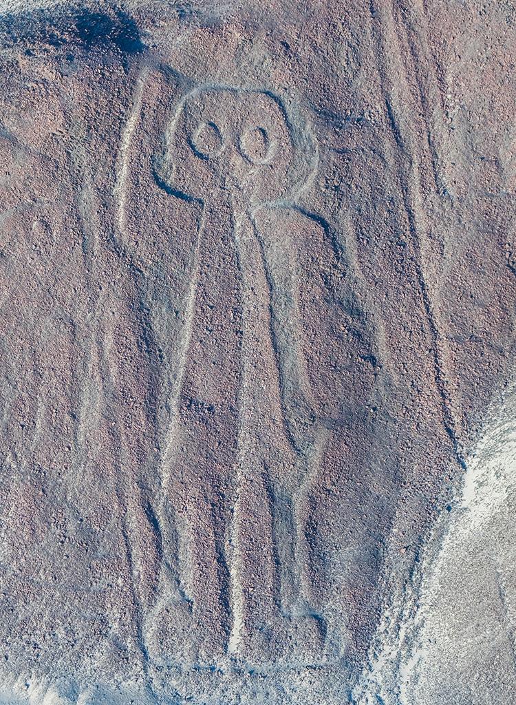 Nazca Lines Peru Geoglyphs