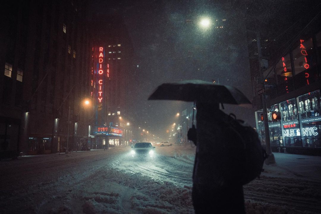Nicolas Miller Neo Noir New York City Photography