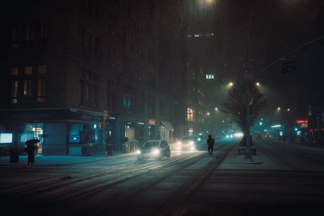 Nicolas Miller Neo Noir New York City Photography