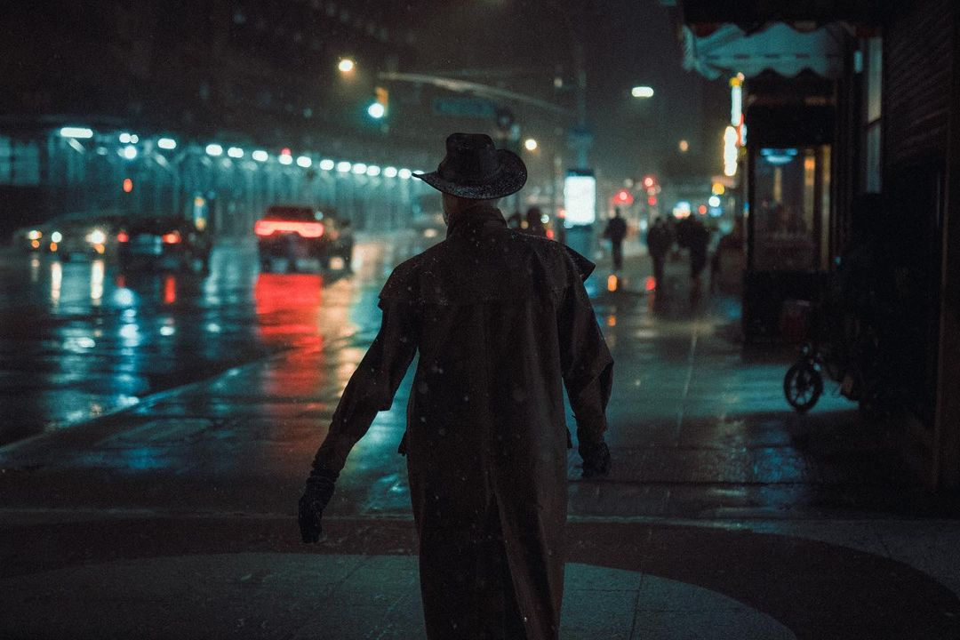 Nick Miller Neo Noir New York City Photography
