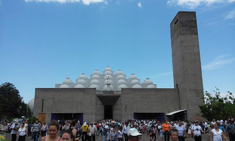 catedral de managua de ricardo legorreta