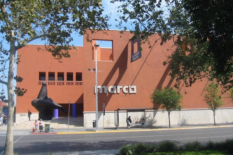 Museo Marco de monterrey de Ricardo Legorreta