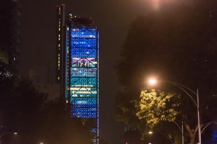 Torre BBVA de Ricardo Legorreta