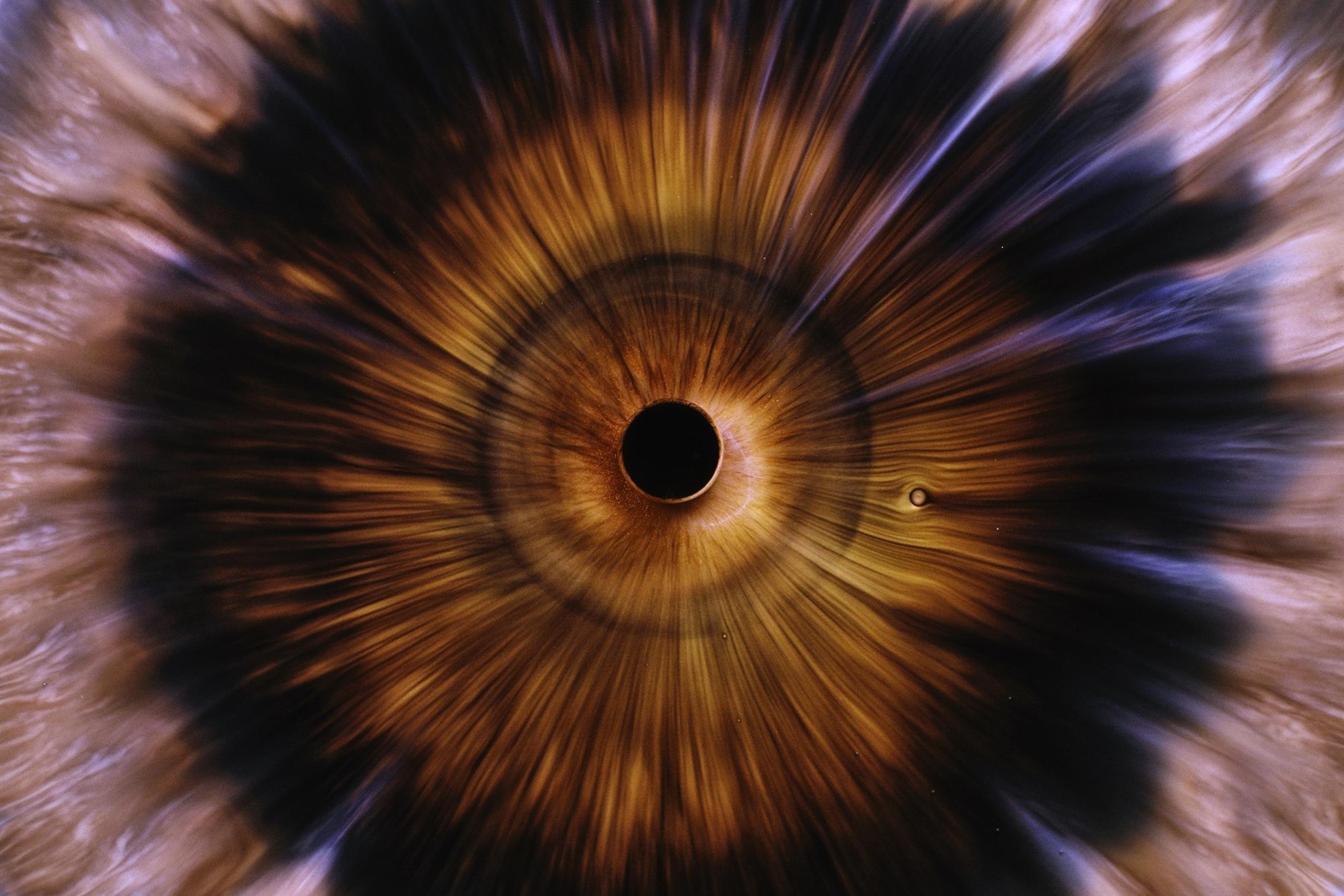 Abstract Liquid Experiments by Rus Khasanov