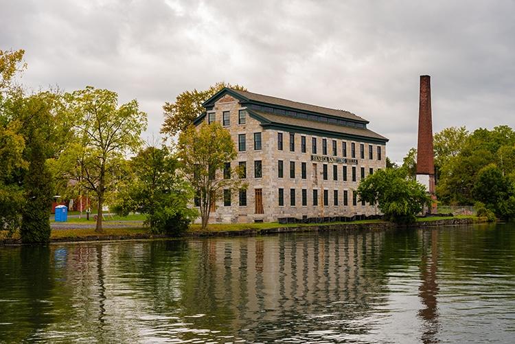 Seneca Falls Mill Upstate NY