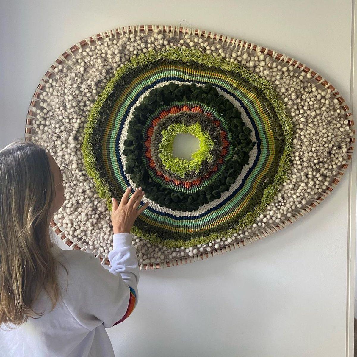 Textile Art Tammy Kanat