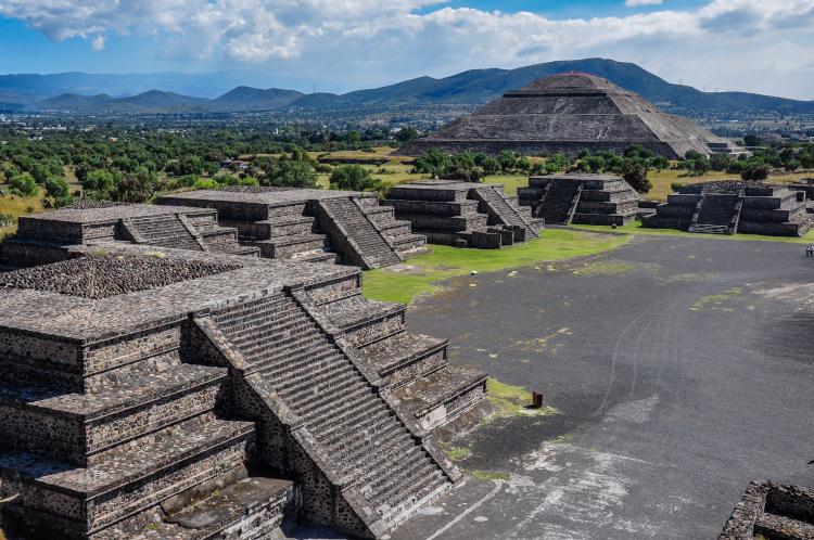 Teotihuacán historia