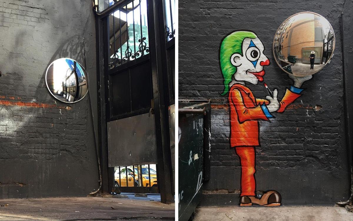 Urban Street Art by Tom Bob