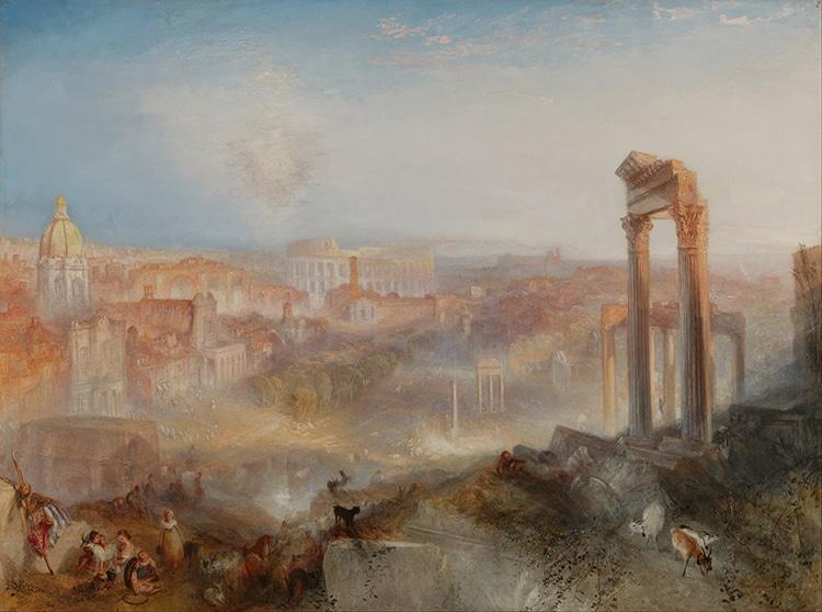 Turner Modern Rome - Campo Vaccino