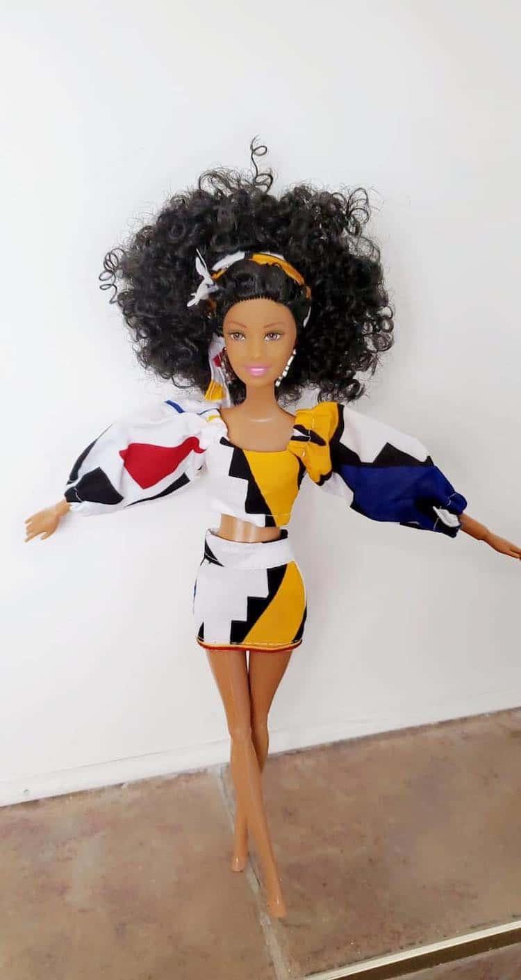Diversity Doll by Ymma