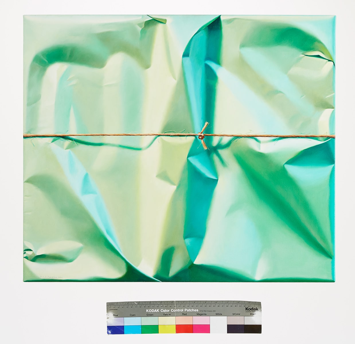 Hyperrealistic Paintings of Packages by Yrjö Edelmann