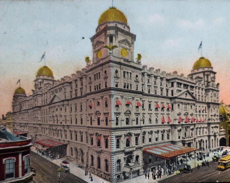 Grand Central Station 1902 Railroad