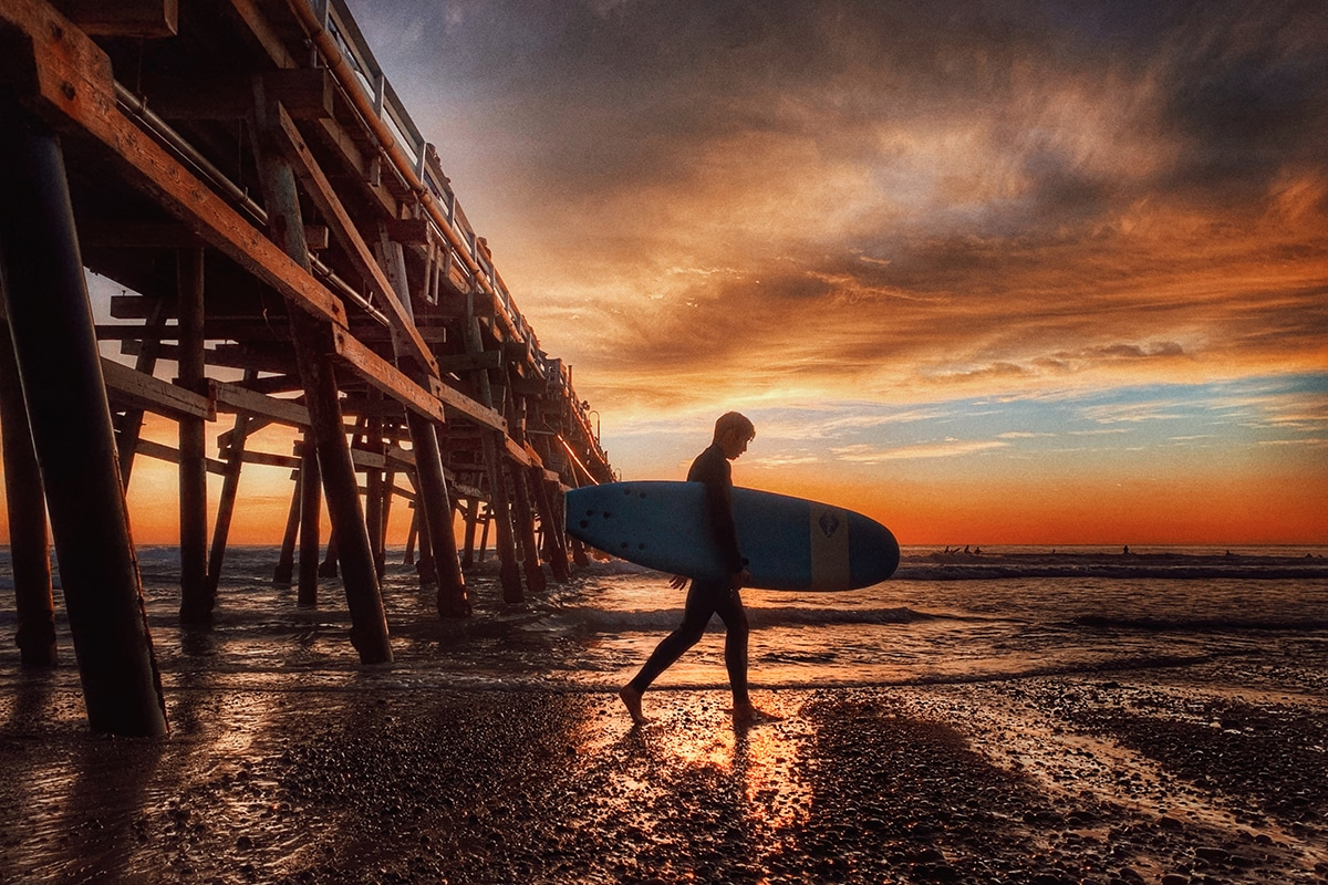 San Clemente by Roger Clay