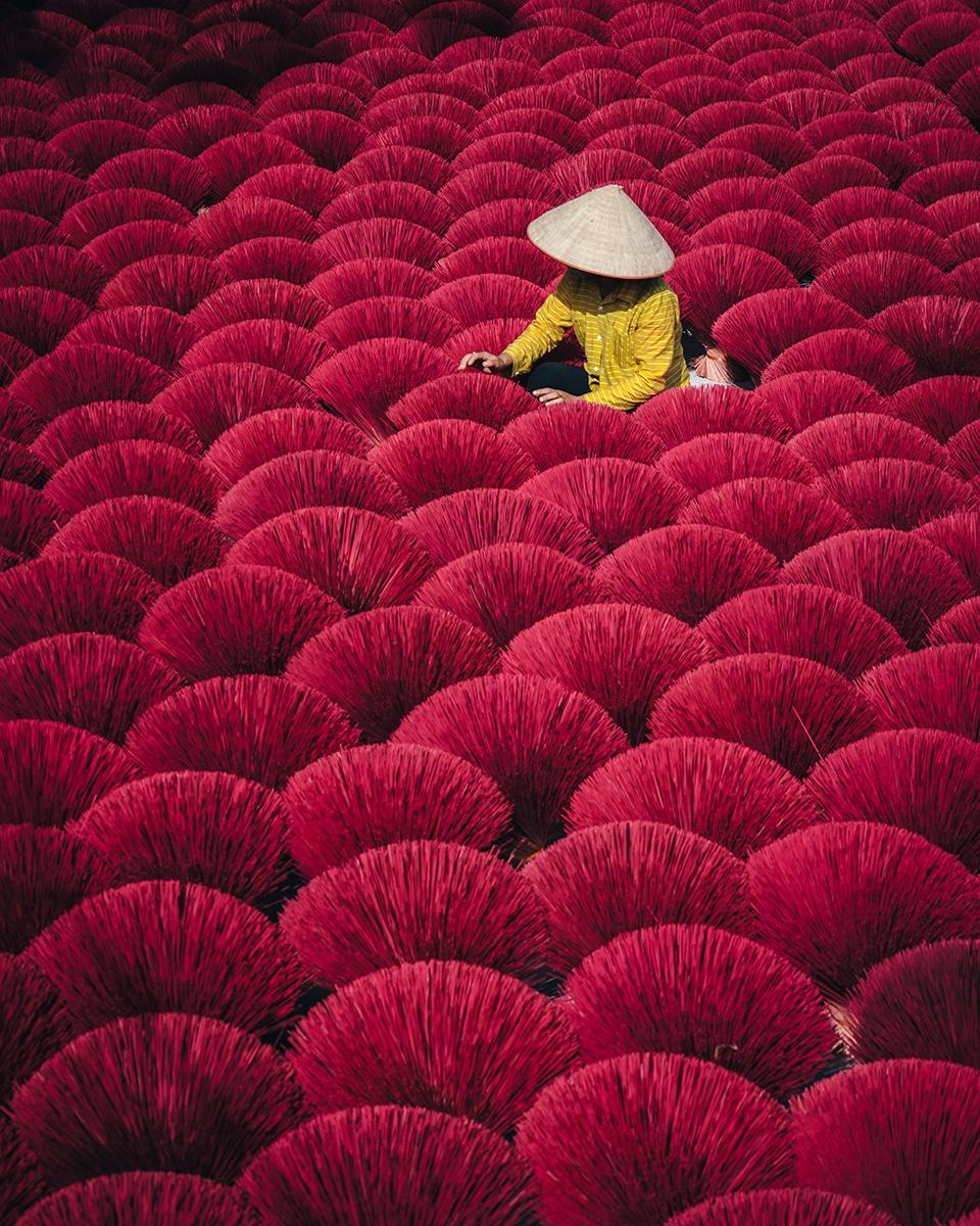 RK Ryosuke Kosuge Photographer Travels Asia Photographing Beautiful Patterns in Everyday Life