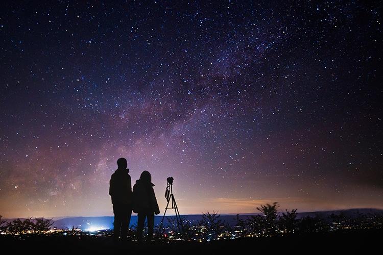 La nuit et les astrophotographes à suivre sur Instagram