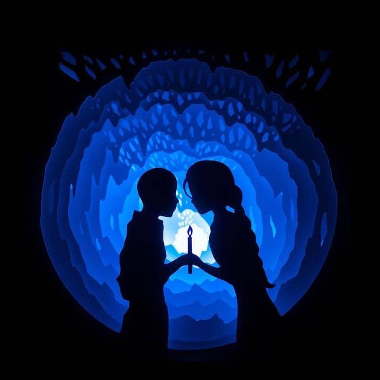 caja de luz de avatar la leyenda de aangn