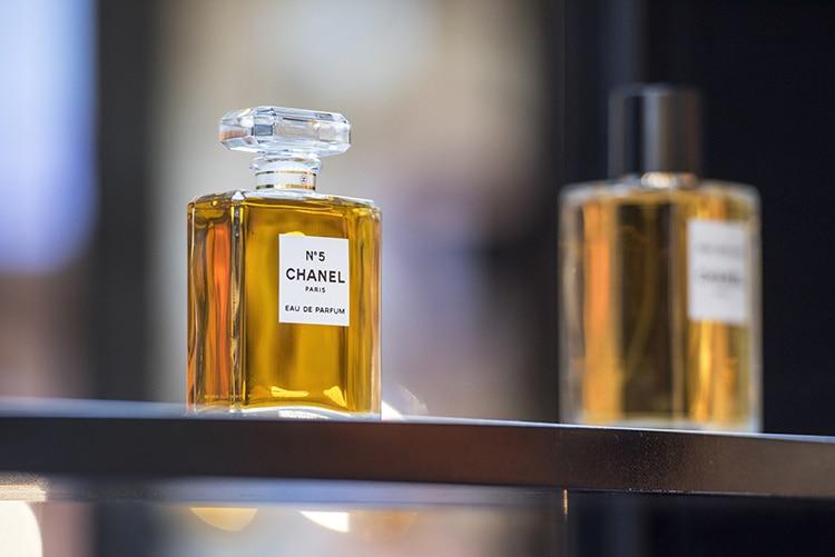Chanel No. 5 Modern Designer Perfume