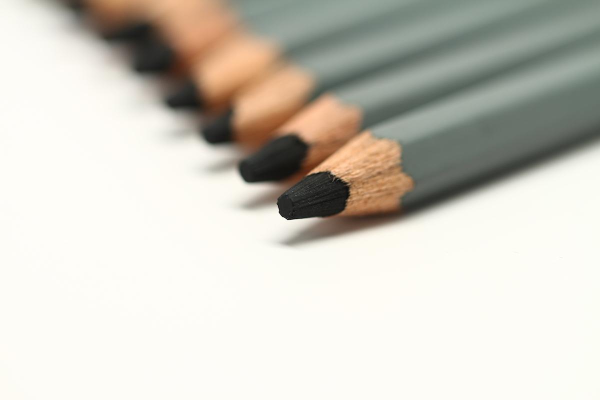 Sets de lápices de carboncillo