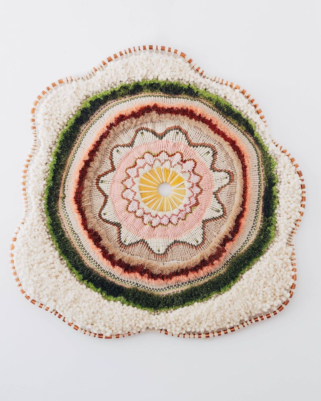Contemporary Weaving by Tammy Kanat