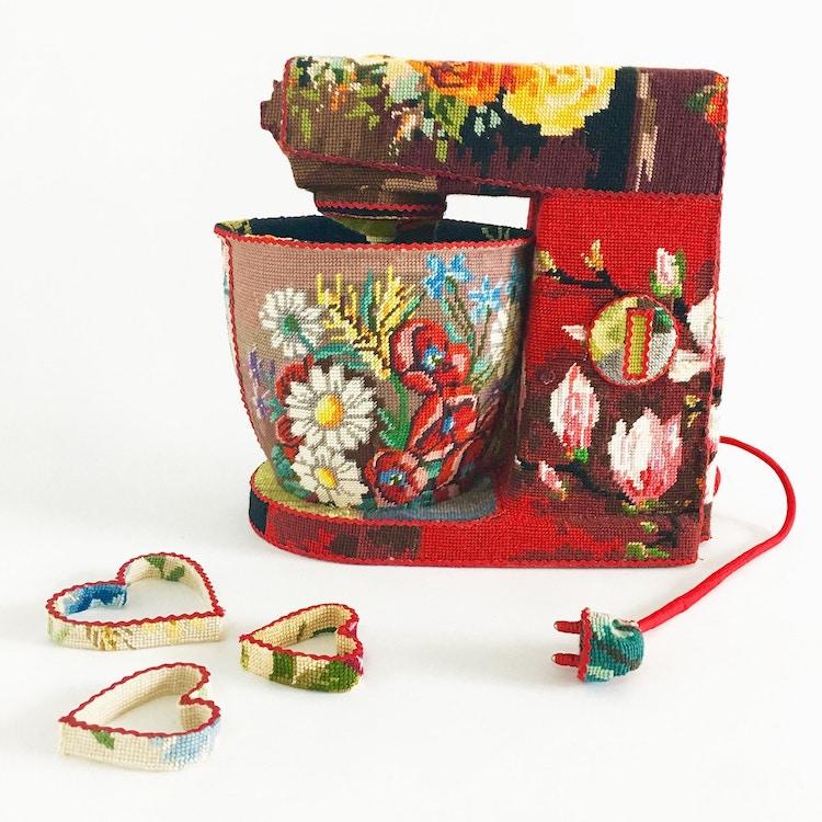 Contemporary Textile Art by Ulla Stina Wikander