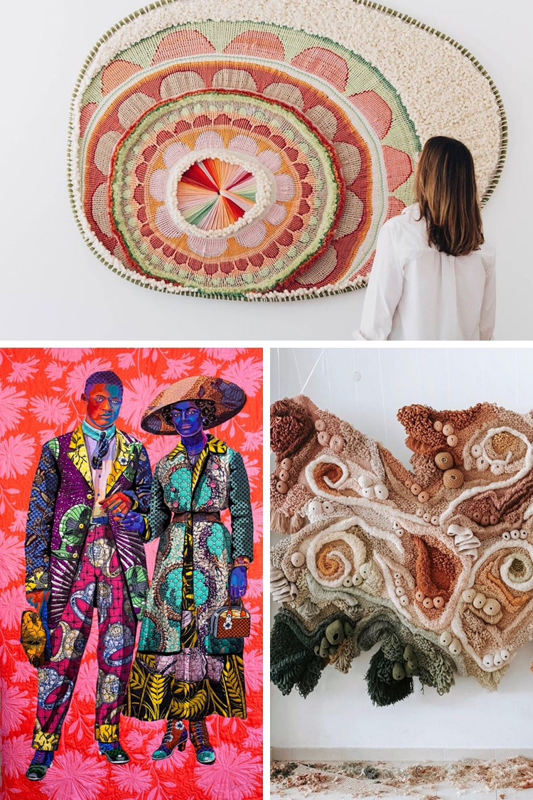 Contemporary Textile Artist