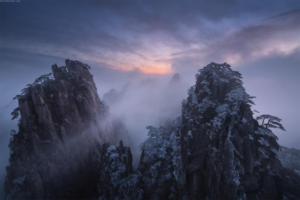 Landscape Photo by Daniel Kordan