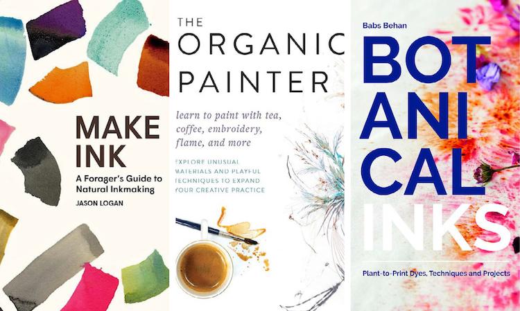 Make Your Own Natural Art Supplies